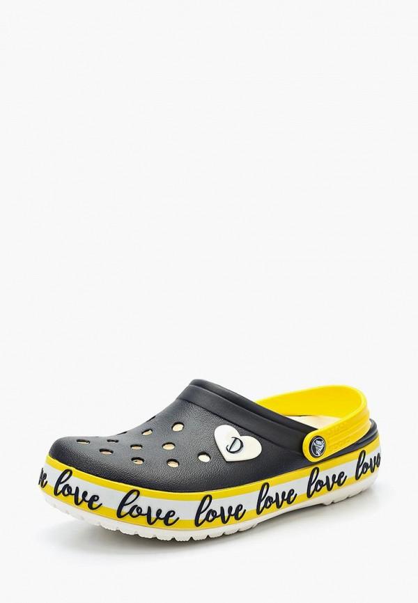 Сабо Crocs Crocs CR014AWATMY6 сабо crocs crocs cr014auscm26