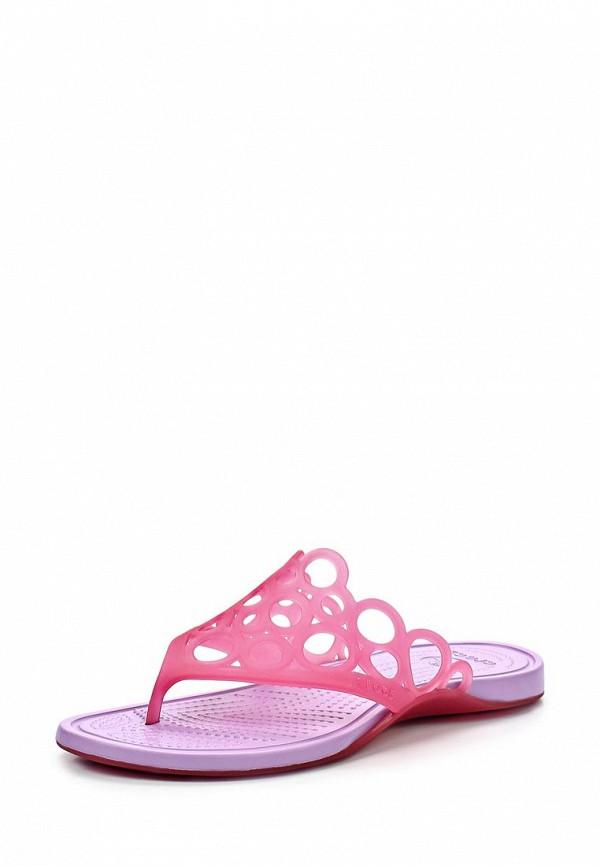 Сланцы Crocs Crocs CR014AWAUU85 дутики crocs crocs cr014akwnu33