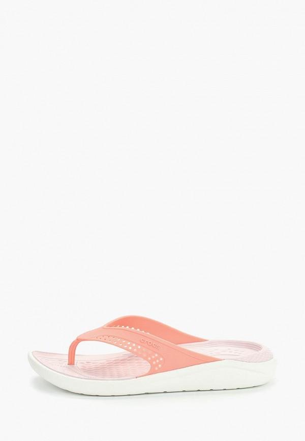 Сланцы Crocs Crocs CR014AWEMIP4 crocs сандали crocs