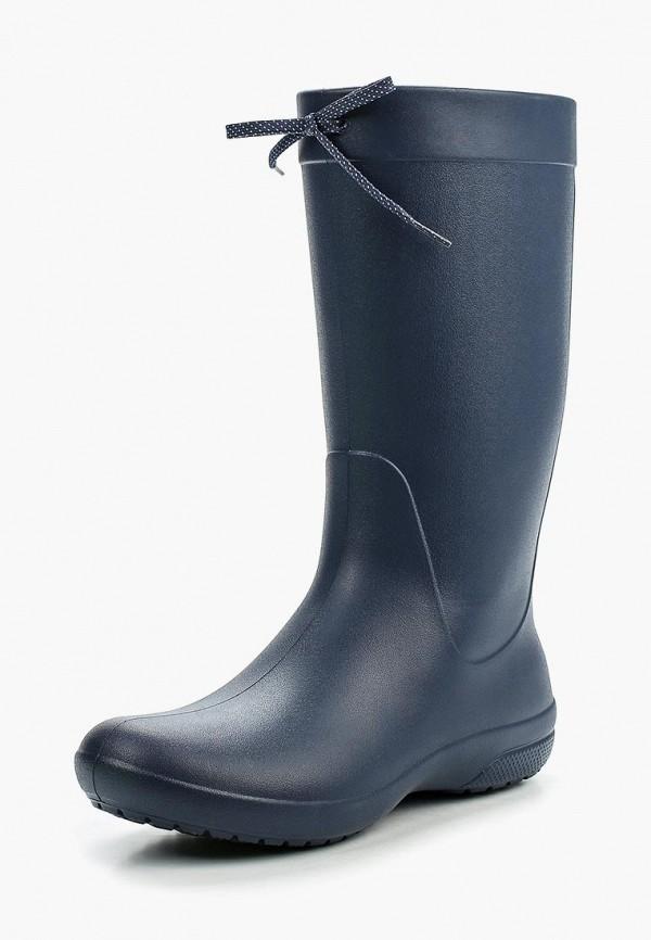 купить Резиновые сапоги Crocs Crocs CR014AWLGH46 по цене 3590 рублей