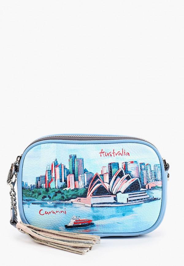 женская сумка curanni, разноцветная