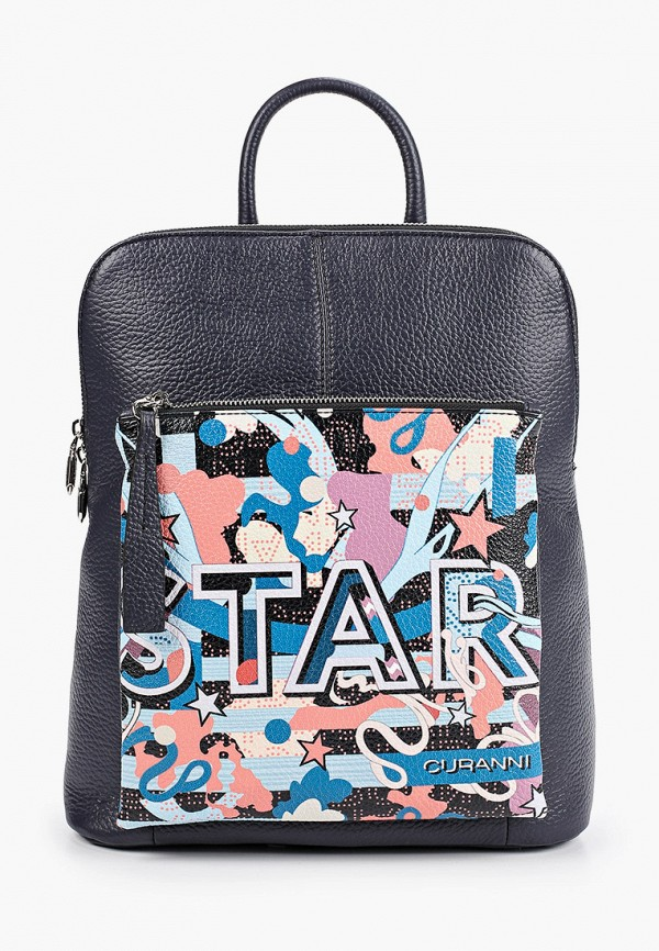 женский рюкзак curanni, синий
