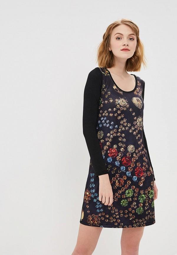 Платье Custo Barcelona Custo Barcelona CU576EWBROS8 цены