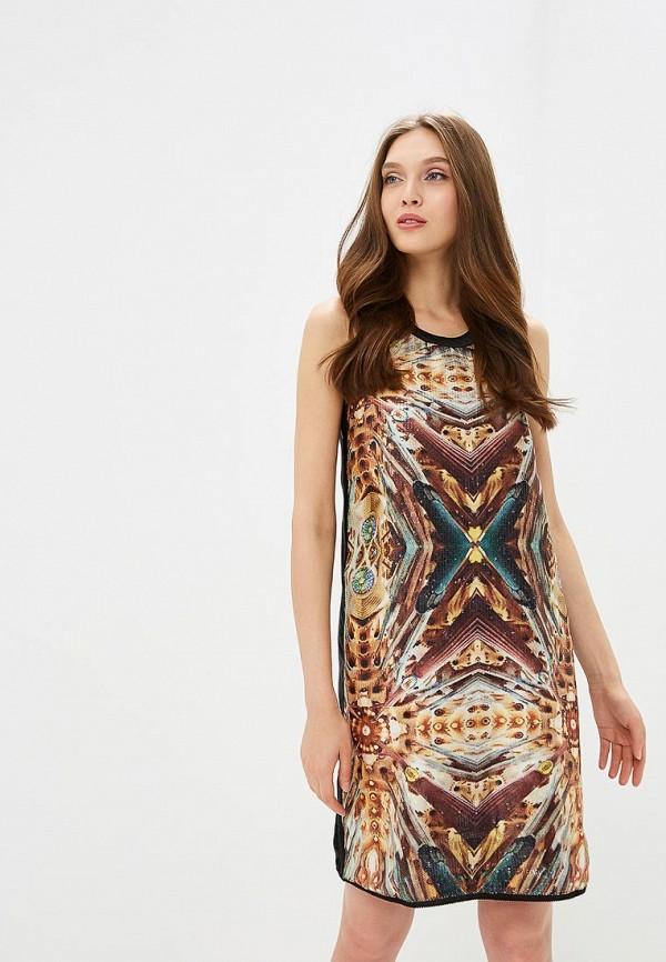 купить Платье Custo Barcelona Custo Barcelona CU576EWBZWO9 по цене 7510 рублей