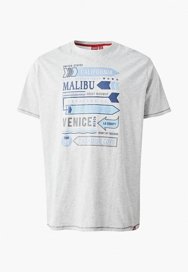 Футболка D555 D555 D2000EMEOUF0 футболка d555 d555 d2000emeouf2