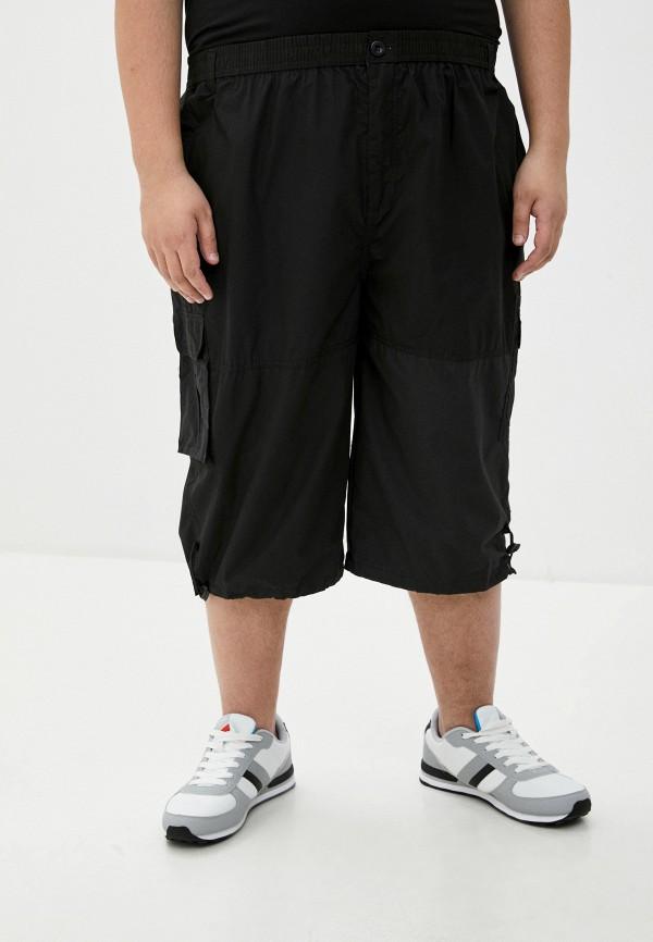 мужские шорты d555, черные