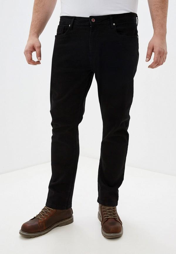 мужские джинсы d555, черные