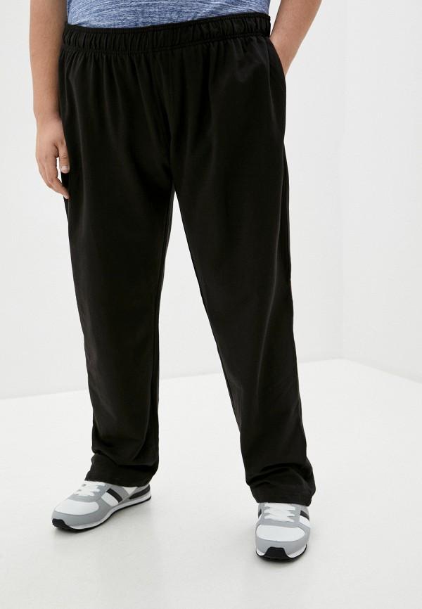 мужские спортивные брюки d555, черные