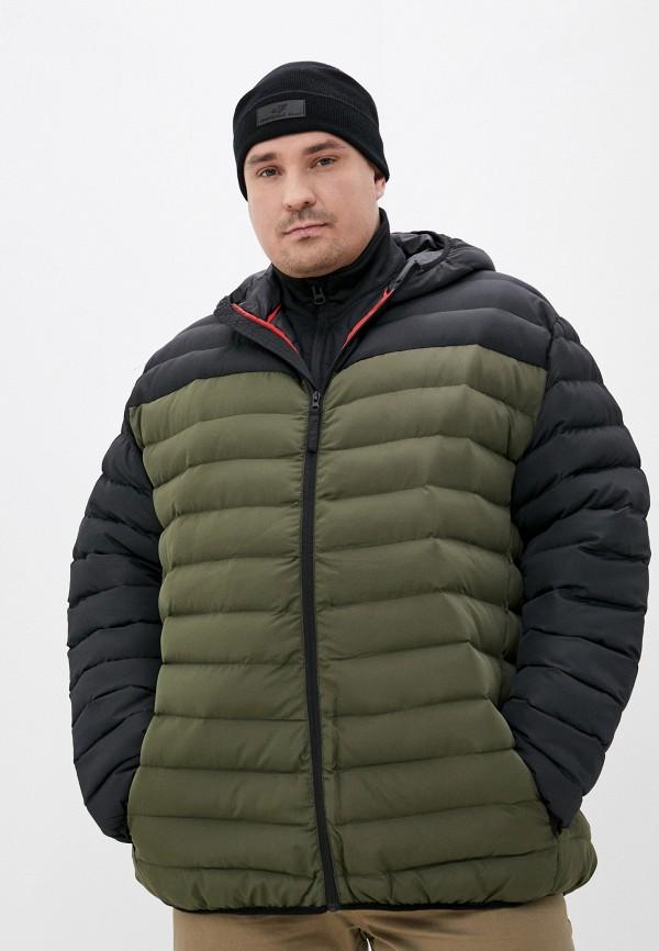 мужская куртка d555, хаки