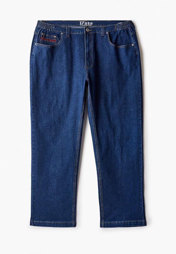 мужские джинсы d555, синие