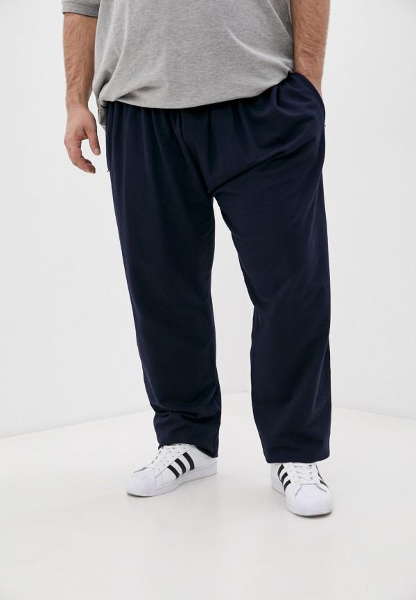 мужские спортивные брюки d555, синие