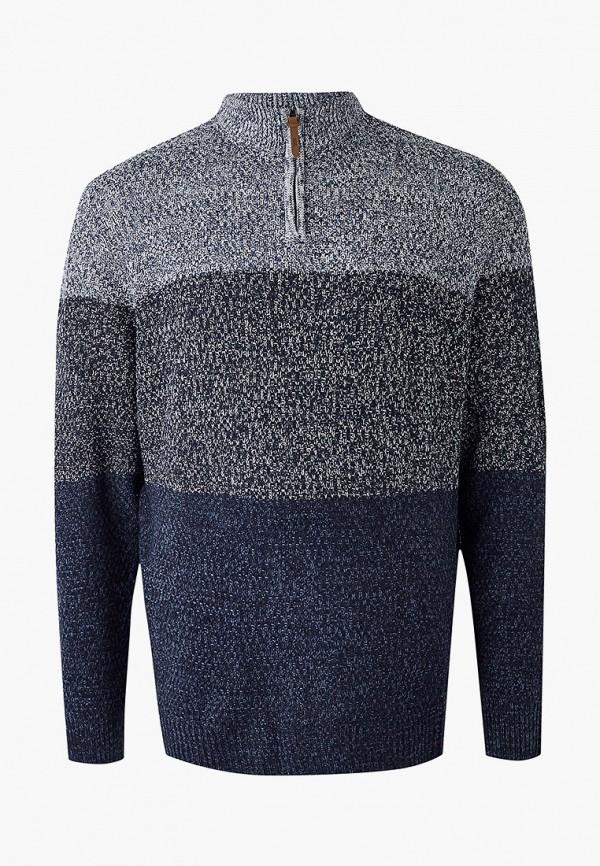 мужской свитер d555, синий