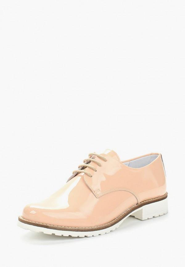 женские ботинки dali, бежевые