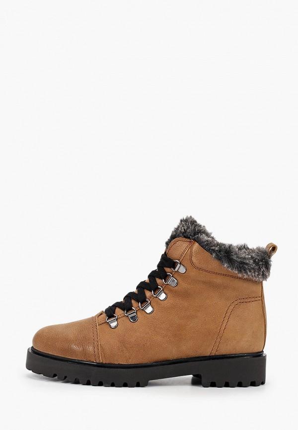 женские высокие ботинки dali, коричневые