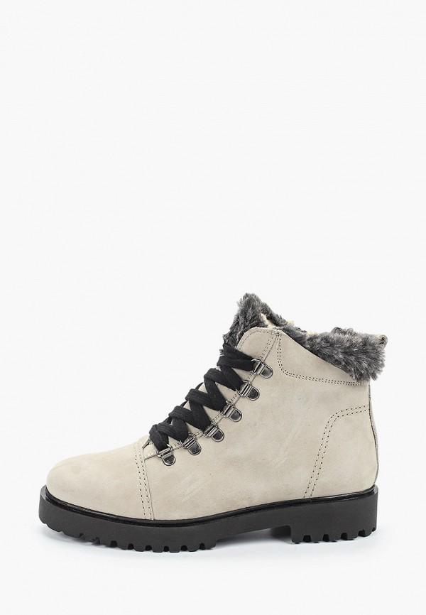 женские ботинки dali, серые