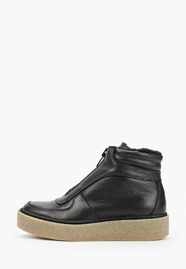 женские ботинки dali, черные