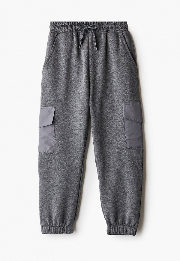 спортивные брюки dali для девочки, серые