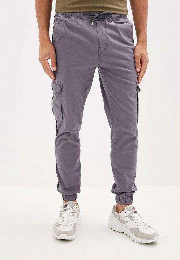 Купить мужские брюки Dali серого цвета