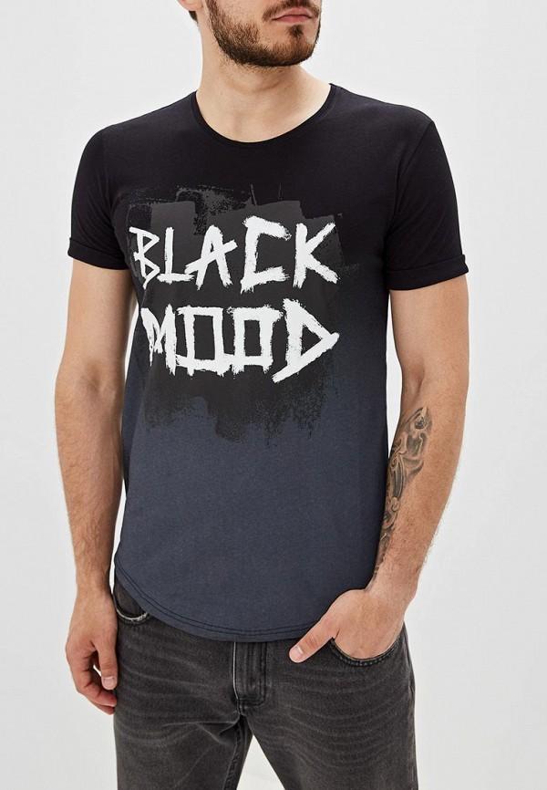 мужская футболка dali, черная