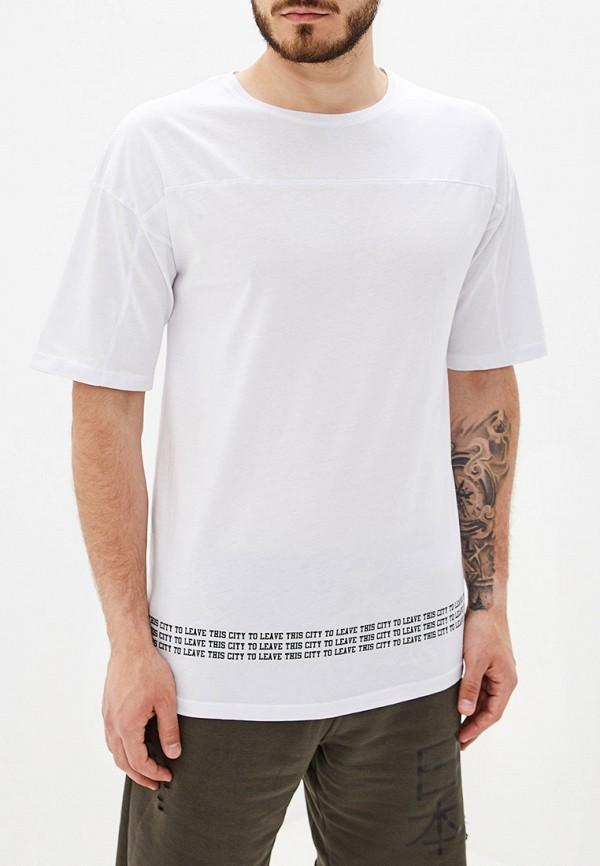 мужская футболка dali, белая