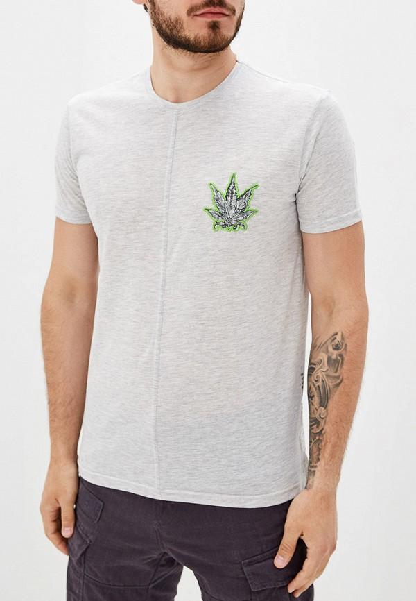 мужская футболка dali, серая
