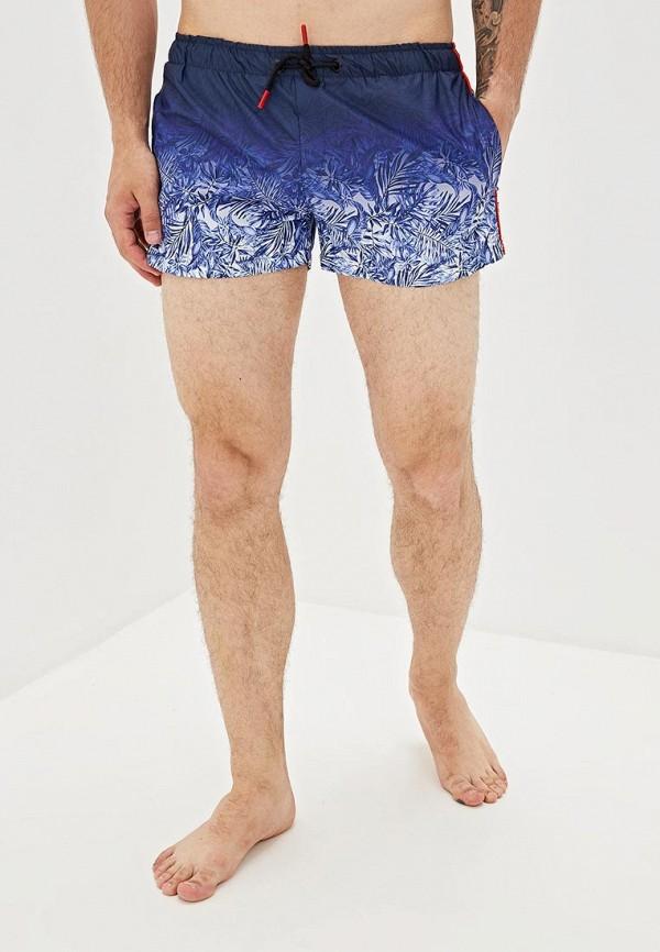 мужские спортивные шорты dali, синие
