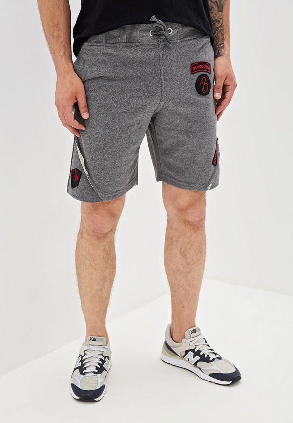мужские спортивные шорты dali, серые
