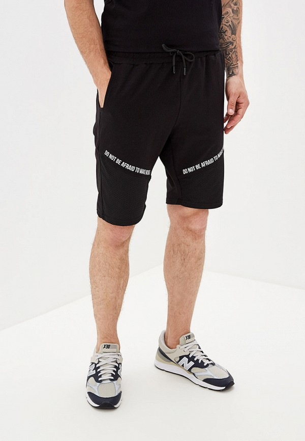 мужские шорты dali, черные
