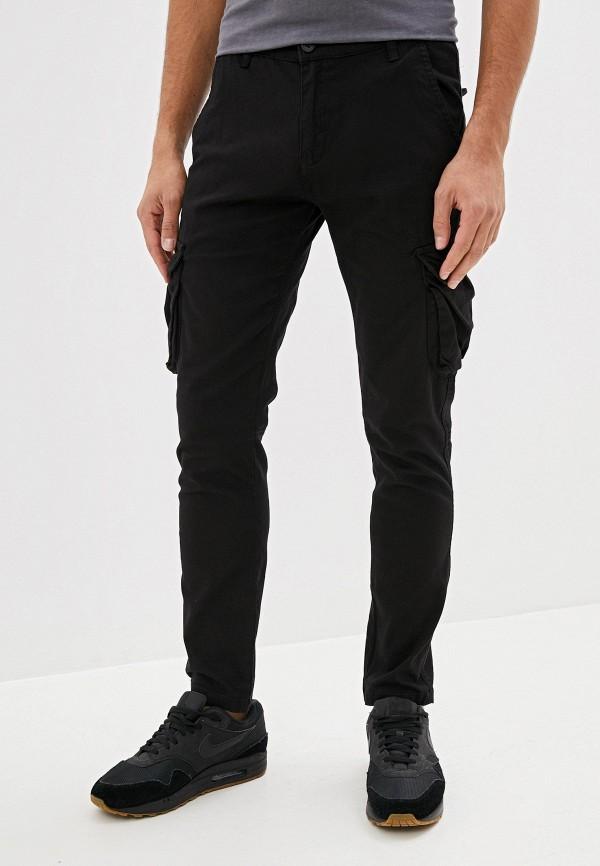 мужские спортивные брюки dali, черные
