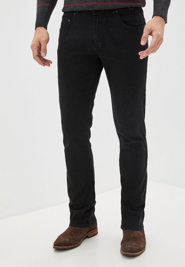 мужские повседневные брюки dali, черные