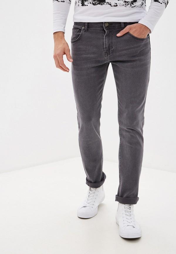 мужские зауженные джинсы dali, серые