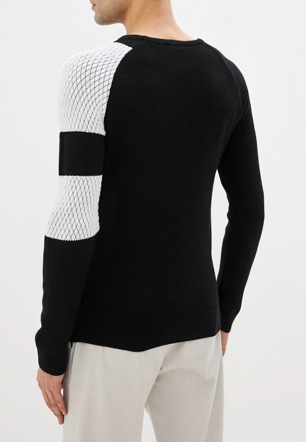 Фото 3 - мужское джемпер Dali черного цвета
