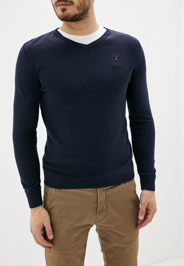 мужской пуловер dali, синий