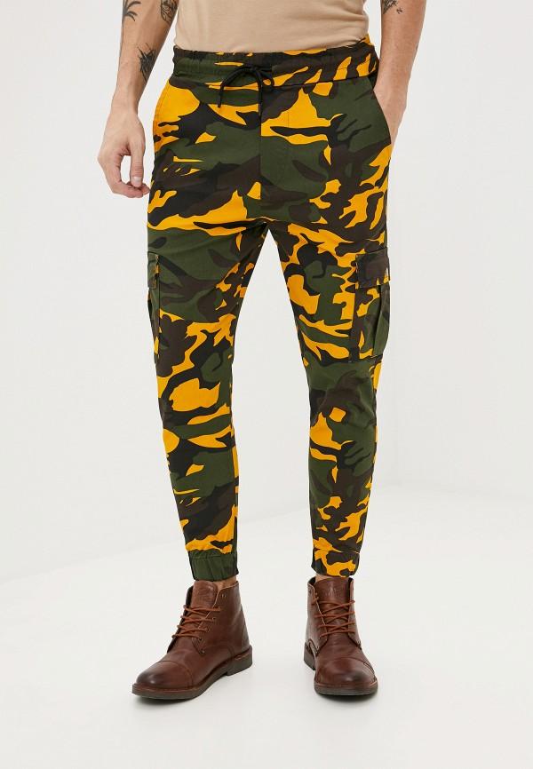 мужские брюки dali, разноцветные