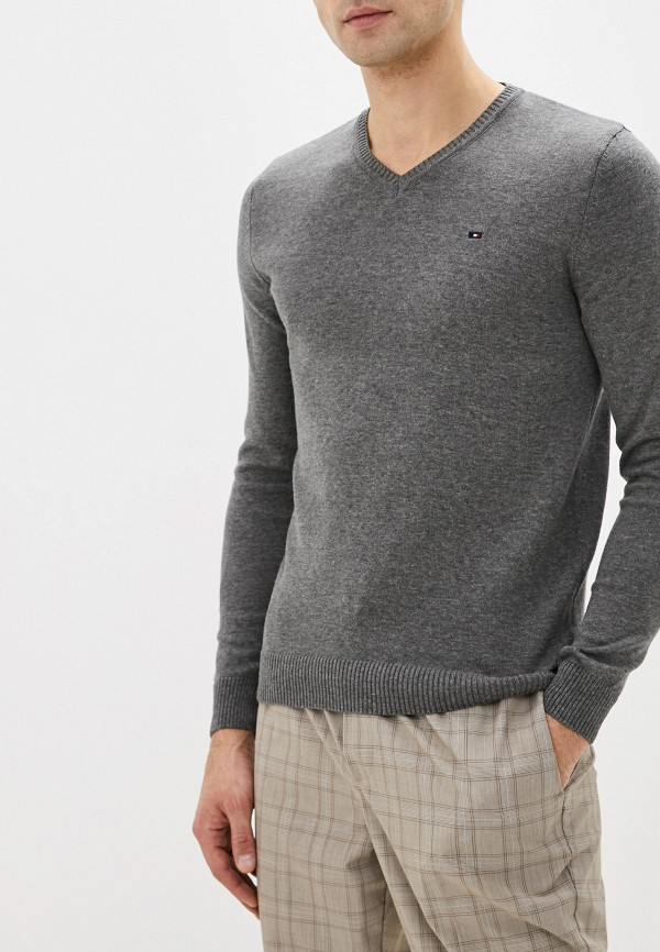 мужской пуловер dali, серый