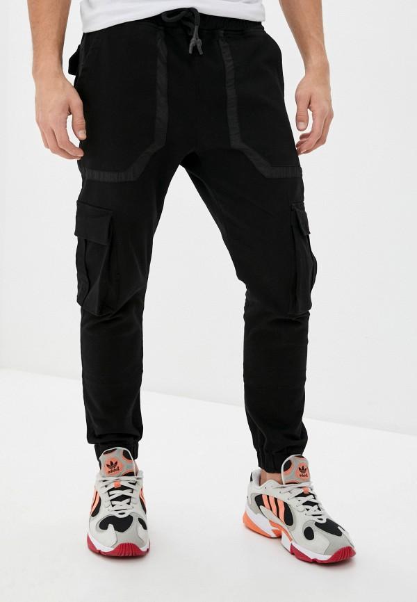 мужские брюки dali, черные