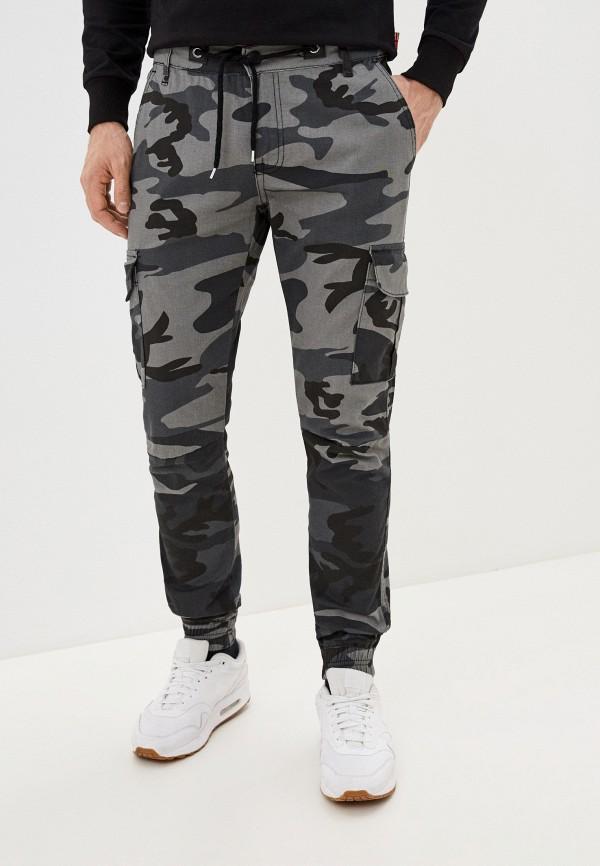 мужские брюки dali, серые