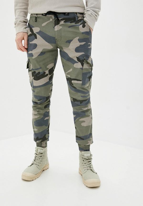 мужские брюки карго dali, хаки