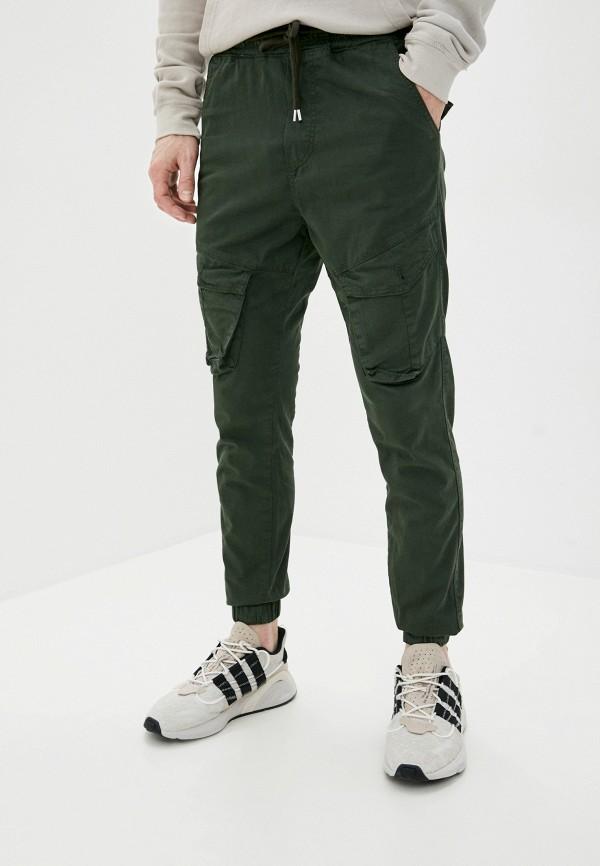 мужские брюки карго dali, зеленые
