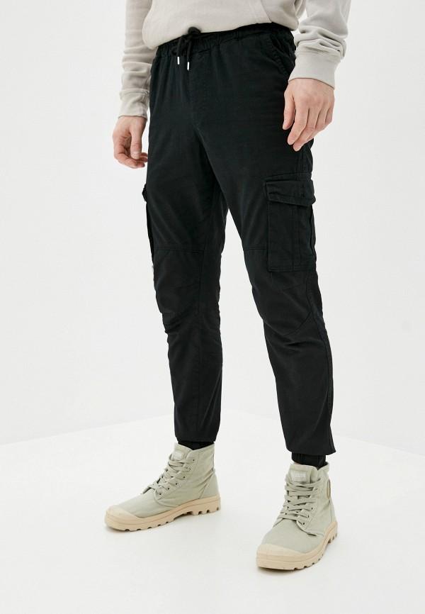 мужские брюки карго dali, черные