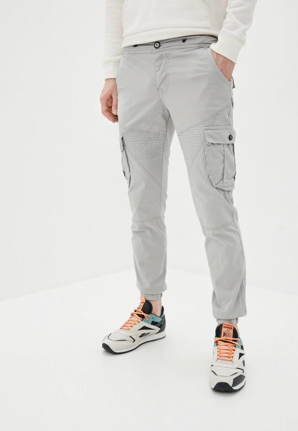 мужские брюки карго dali, серые