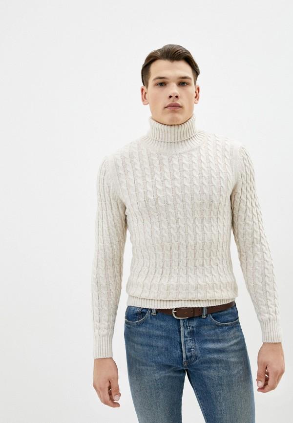 мужской свитер dali, бежевый