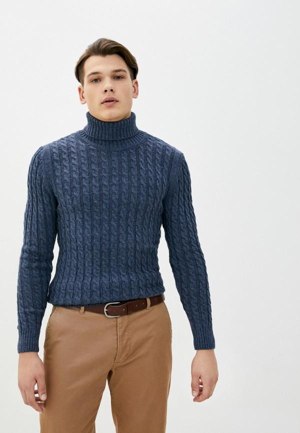 мужской свитер dali, синий
