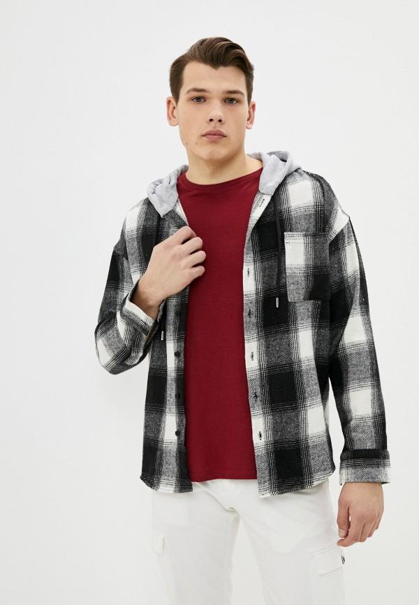 мужская рубашка dali, разноцветная