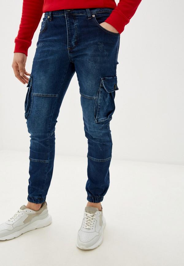 мужские джинсы dali, синие