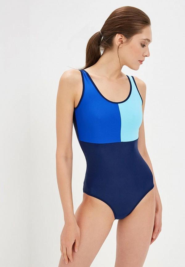 женский купальник dali, синий