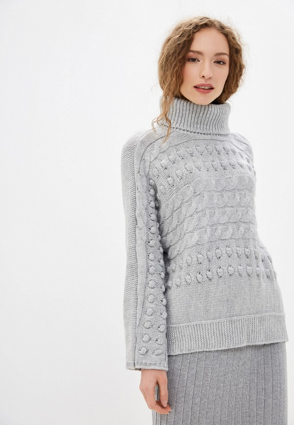 женский свитер dali, серый