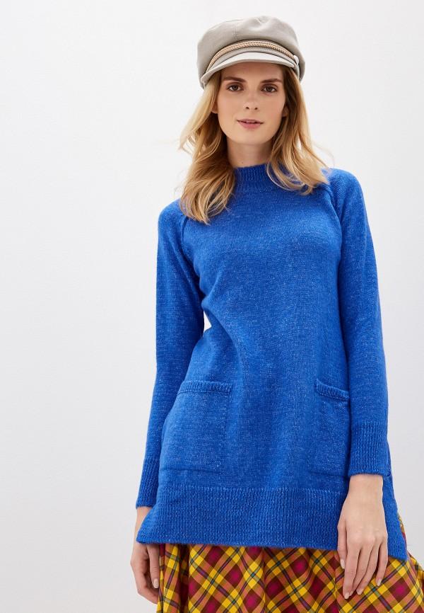 женский свитер dali, синий