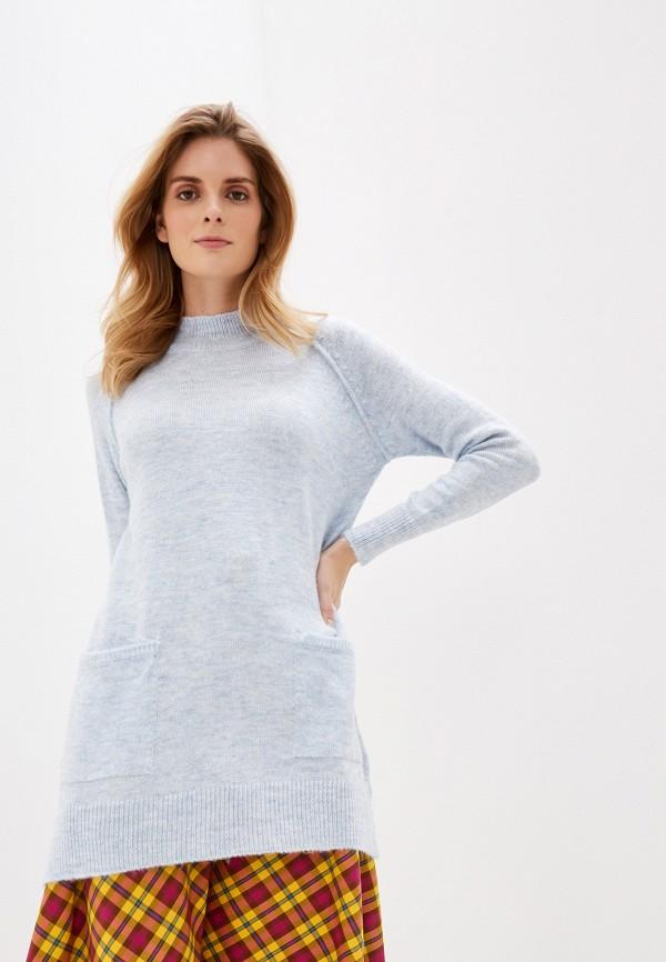 женский свитер dali, голубой