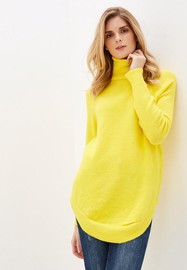 женский свитер dali, желтый